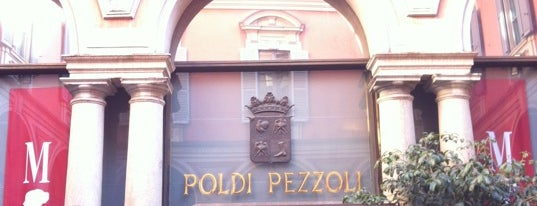 Museo Poldi Pezzoli is one of Milan l'é un gran Milan.