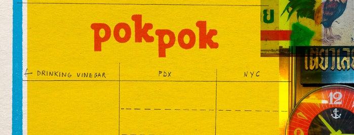 Pok Pok NY is one of Brooklyn Food & Drink.
