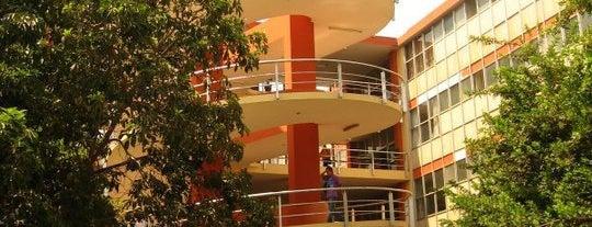 Facultad de Química e Ingenieria Química - UNMSM is one of Orte, die Karen gefallen.