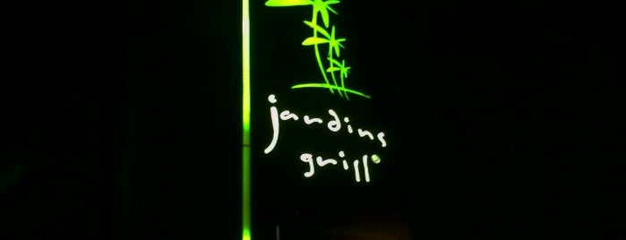 Jardins Grill is one of Jantar.