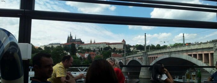 Marina Ristorante is one of Prag.