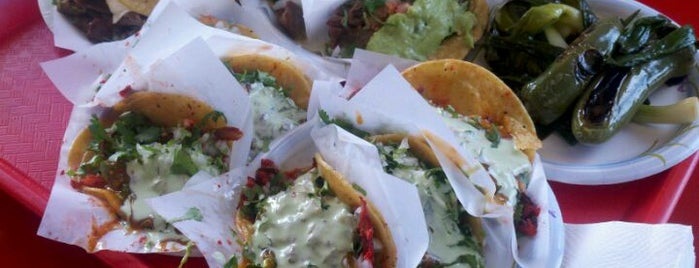 Tacos El Gordo De Tijuana is one of San Diego, CA To-Do List.