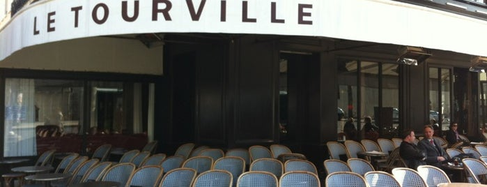 Le Tourville is one of Parisian.