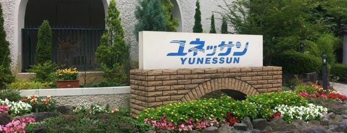 箱根小涌園 ユネッサン is one of [To-do] Onsen.