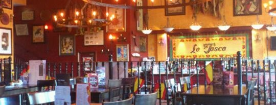 La Tasca is one of Industry Conf.