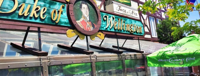 Duke of Wellington Pub is one of Favorite Nightlife Spots.