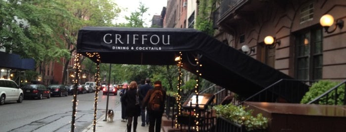 Hotel Griffou is one of Bar to-do's in New York.