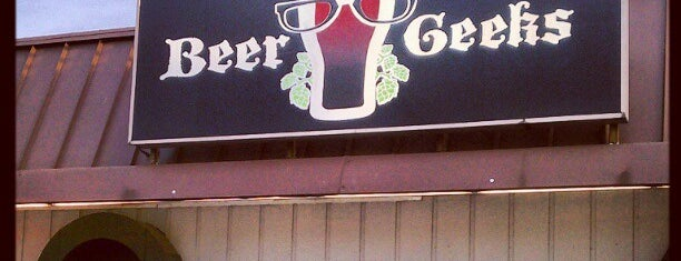 Beer Geeks Pub is one of The Best of The Best.