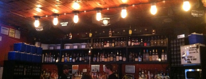 Whiskey Town is one of Whisky Bars @ NYC & Boston.