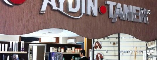 Aydın&Taner Kuaför&Solaryum is one of Zümrüt 님이 좋아한 장소.
