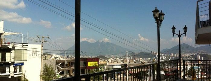 Los Migueles is one of Monterrey.