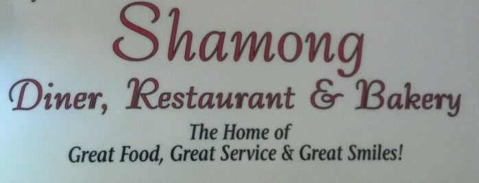 Shamong Diner & Restaurant is one of The Best New Jersey Diners.