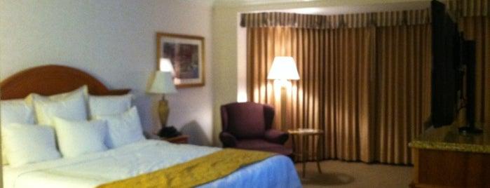 Sacramento Marriott Rancho Cordova is one of AT&T Wi-Fi Hot Spots - Hospitality Locations.