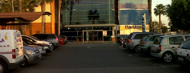 Centro Comercial dos Mares is one of Sonae Sierra Shopping Centers.