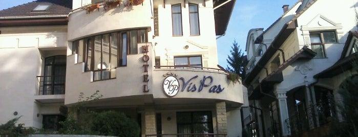 VisPas Hotel is one of Oteller.
