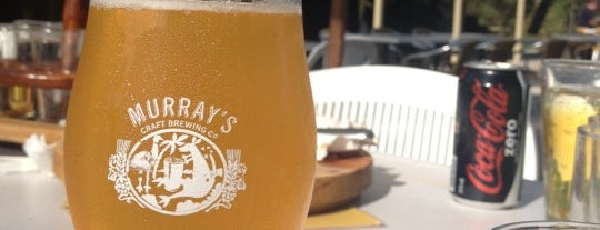 Murray's Brewing Co. is one of Sydney.