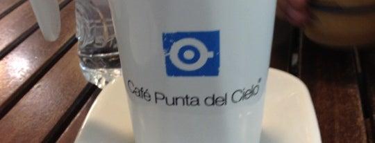 Café Punta Del Cielo is one of Locais curtidos por Anitta.