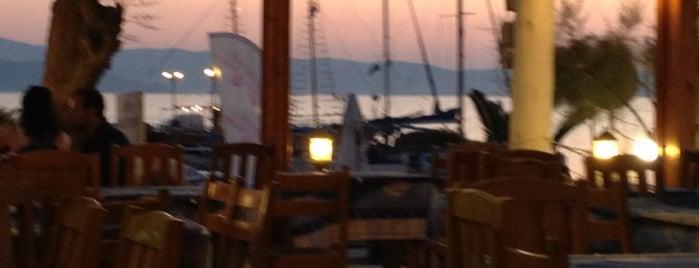 Gorgona is one of Naxos.