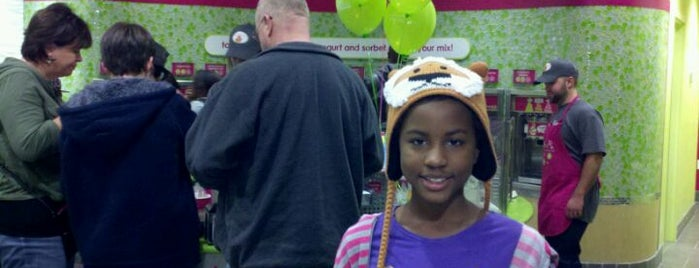 Menchie's is one of How to enjoy Warner Robins!.