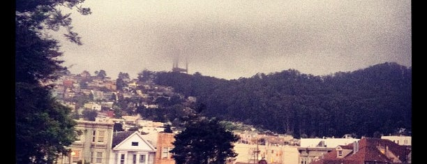 Cole Valley is one of Favorite spots in San Francisco.