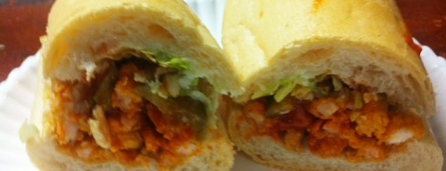 Domilise's Po-Boys is one of 500 Things to Eat & Where - South.