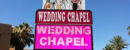 Viva Las Vegas Wedding Chapel Inc. is one of Sara'nın Beğendiği Mekanlar.