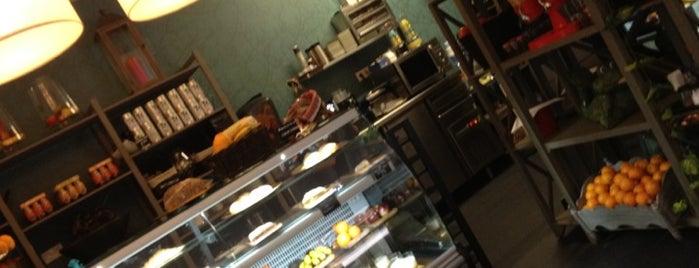 Las Palmas café
