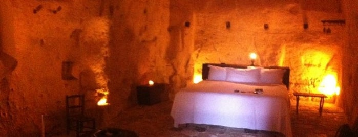 Sextantio | Le Grotte della Civita is one of Romantic Getaways.