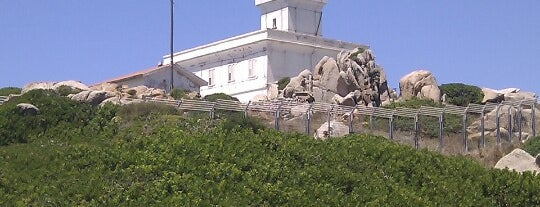 Faro Capo Testa is one of Sardinia.