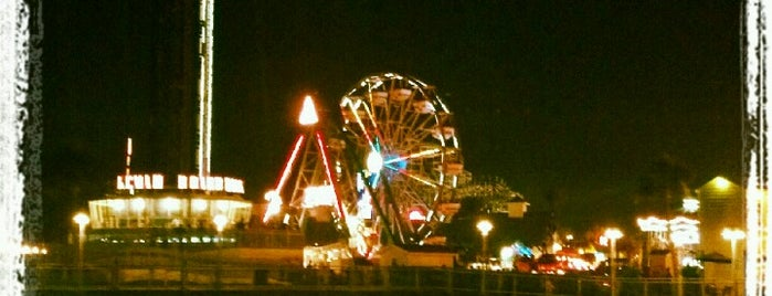 Kemah Boardwalk is one of Let's Get Romantic.