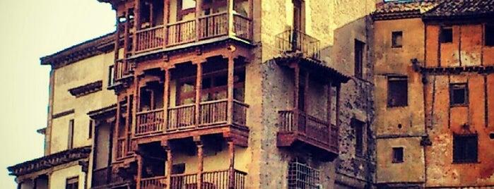 Casas Colgadas is one of Lugares guardados de Katya.