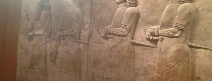 The Oriental Institute is one of 101 places to see in Chicago before you die.
