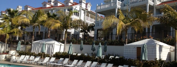 Beach Village at The Del is one of Curio By Hilton.