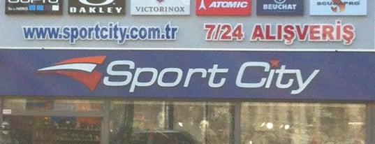 Sport City Deniz Doğa Av ve Spor Malzemeleri is one of Turkish.