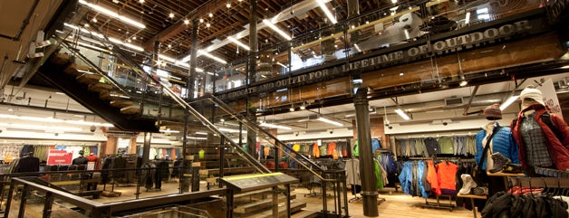 REI is one of NYC Best Shops.