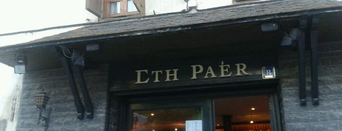Eth Paèr is one of Mejores restaurantes en Vall d'Aran.
