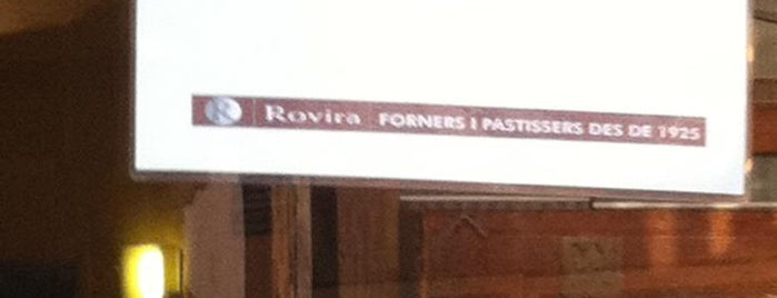 Rovira is one of Ofertas de Trabajo Comercios Barcelona.