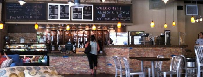 Pasión del Cielo is one of My Favorite Coffee Shops.