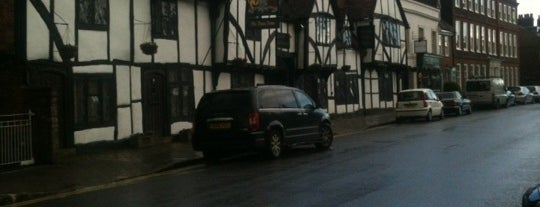The Kings Arms Hotel is one of Posti che sono piaciuti a Carl.