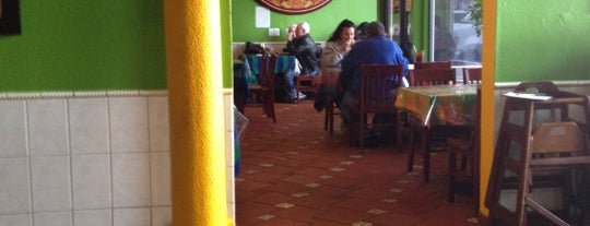 Taqueria Tlaquepaque is one of Near home to try.
