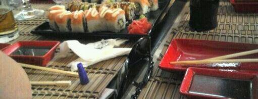Ікура is one of Sushi. Kyiv. Японская кухня.