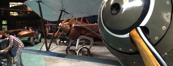 Old Rhinebeck Aerodrome is one of Aviation.