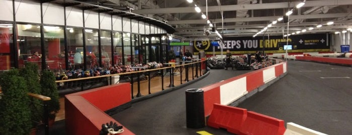 Kart'in Club is one of Locais curtidos por Teemu.