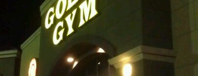 Gold's Gym is one of Donald : понравившиеся места.