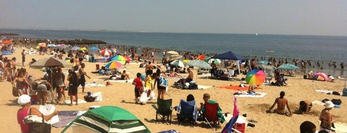 Brighton Beach is one of บันทึกเดินทาง New York.