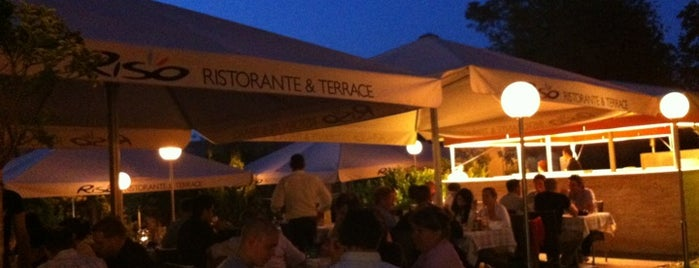 Riso Ristorante & Terrace is one of Budapeste.
