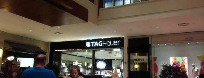 TAG Heuer is one of Locais curtidos por Paulo.