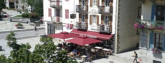 Bar Le Chamonix is one of Orte, die Christian gefallen.