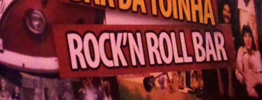 Toinha Rock Pub is one of Bares de Brasília.