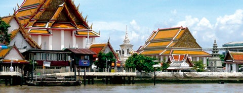 Wat Kalayanamitr is one of Trips / Thailand.